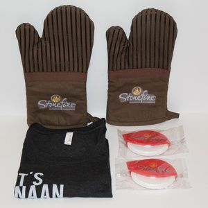 STONEFIRE NAAN BREAD COLLECTIBLES T-SHIRT & MORE
